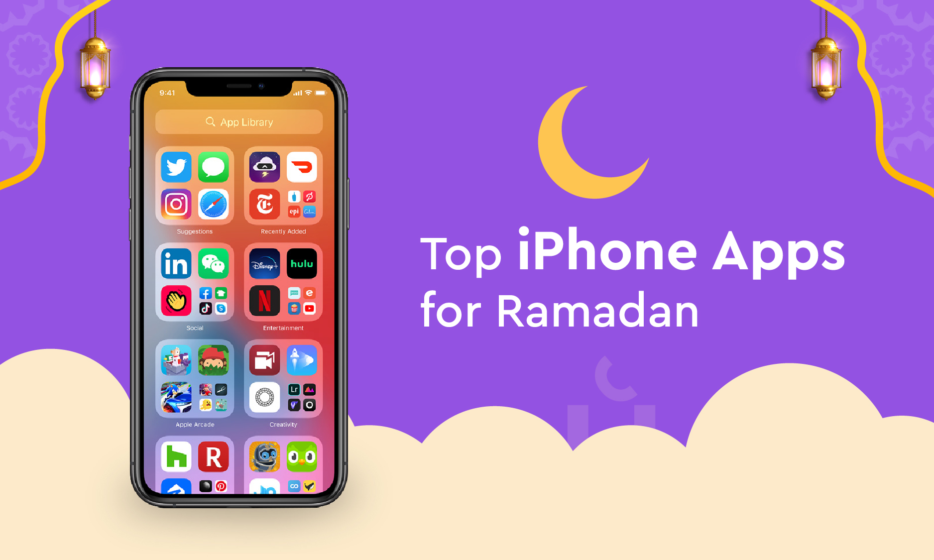 Top iPhone Apps to use during Ramadan