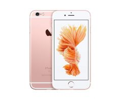 Apple iPhone 6s With FaceTime Rose Gold 128GB 4G LTE RN - S