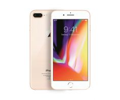 Apple iPhone 8 Plus With FaceTime Gold 64GB 4G LTE RN - S