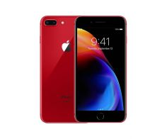 Apple iPhone 8 Plus With FaceTime (Product)Red 64GB 4G LTE RN - G