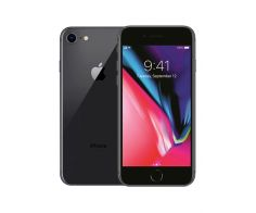 Apple iPhone  8 With FaceTime Space Gray 256GB 4G LTE RN - G