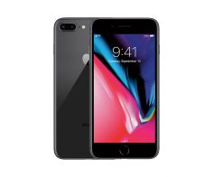 Apple iPhone 8 Plus With FaceTime Space Gray 64GB 4G LTE RN - S
